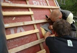 Gutachter Feuchteschäden Berlin - Feuchteschaden-Schimmelpilzschaden-Dach
